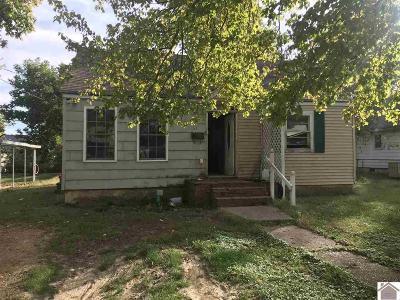 Mayfield Single Family Home For Sale: 616 W Lochridge St
