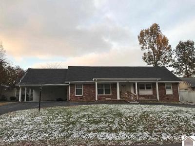 McCracken County Rental For Rent: 4133 Hillcrest