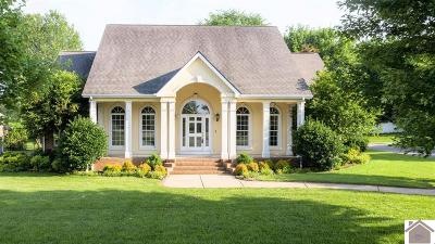 Paducah Single Family Home For Sale: 6308 Stinespring Drive
