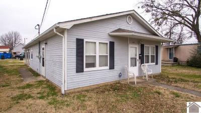 Paducah Single Family Home For Sale: 145 Woodward Street