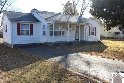 Mayfield Single Family Home Contract Recd - See Rmrks: 1406 Wilford