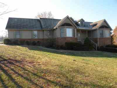 Benton Single Family Home Contract Recd - See Rmrks: 487 Sunshine Acres Road