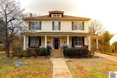 Paducah Single Family Home For Sale: 3250 Madison Street