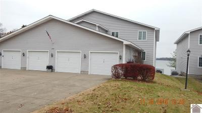 Calloway County, Marshall County Condo/Townhouse For Sale: 177 Big Bear Resort Rd-Unit 7-A