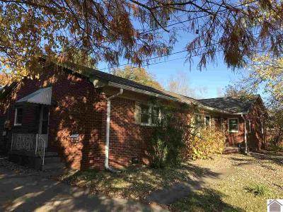 Calloway County Single Family Home For Sale: 1510 Cardinal