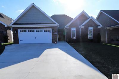 Paducah Single Family Home For Sale: 3230 Sandpiper Circle