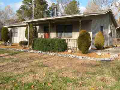 Lyon County, Trigg County Single Family Home For Sale: 710 Center Ridge Road