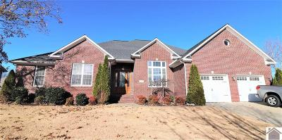 Paducah Single Family Home Contract Recd - See Rmrks: 370 Wildcat Trace