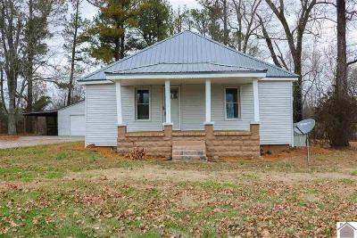Benton Single Family Home For Sale: 5460 Mayfield Highway