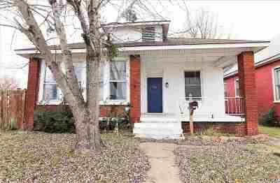 McCracken County Single Family Home For Sale: 1227 Monroe Street