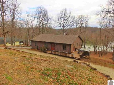 Cadiz, Trigg County, Eddyville, Kuttawa, Grand Rivers Single Family Home For Sale: 51 Acorn Lane