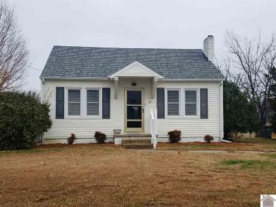 Graves County Single Family Home For Sale: 64 E St Rt 348