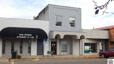 Marshall County Commercial For Sale: 1105 Poplar