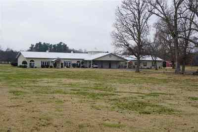 Benton Single Family Home For Sale: 8129 Us Hwy 68 W