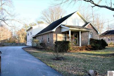 Calloway County Multi Family Home For Sale: 427 S 8th St
