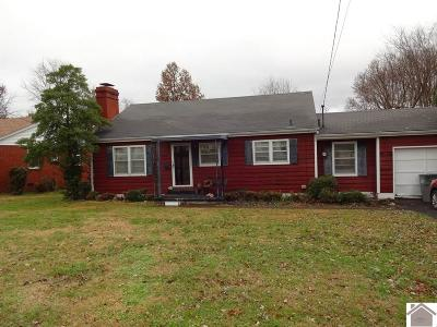 McCracken County Single Family Home For Sale: 224 Cumberland Ave