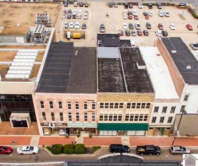 Paducah Commercial For Sale: 319-321 Broadway Street