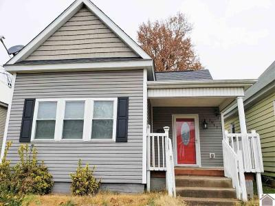 Paducah Single Family Home For Sale: 1917 Madison Street