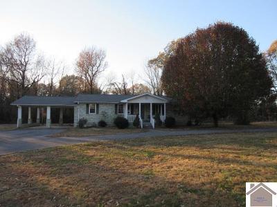 McCracken County Single Family Home For Sale: 155 Jasper Shoulta Road
