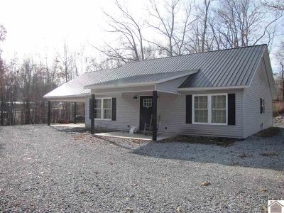 Benton Single Family Home For Sale: 376 Southern Comfort Road