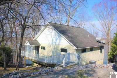 Princeton, Eddyville, Kuttawa, Cadiz Single Family Home For Sale: 77 Beech Point Drive