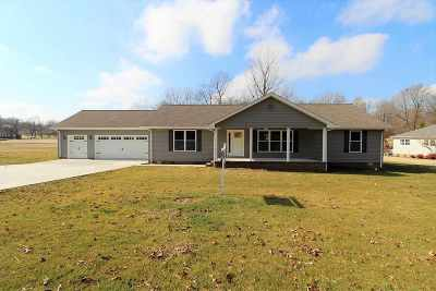 Benton Single Family Home Contract Recd - See Rmrks: 234 Fairway Dr
