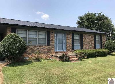 Ballard County Single Family Home Contract Recd - See Rmrks: 445 Coffee Drive