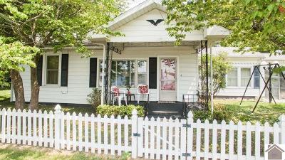 Paducah Single Family Home For Sale: 826 Brown Street
