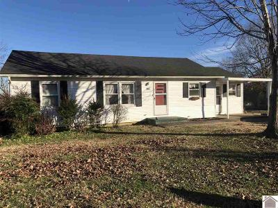 Benton Single Family Home Contract Recd - See Rmrks: 104 Rayburn Dr