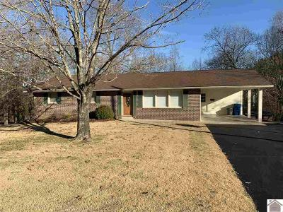 Benton Single Family Home For Sale: 1723 Sycamore Drive