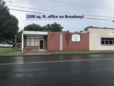 Paducah Commercial For Sale: 2507 Broadway
