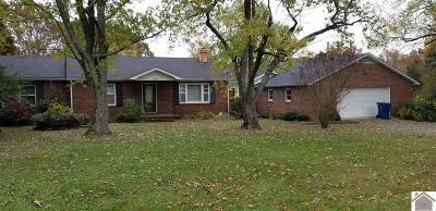 Benton Single Family Home For Sale: 2325 Main Street