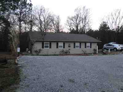 Marshall County Multi Family Home For Sale: 14606 E Us Highway 68