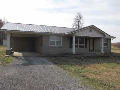 Hardin KY Rental For Rent: $800