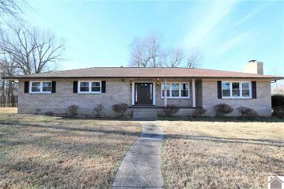 Paducah Single Family Home For Sale: 598 Oakland