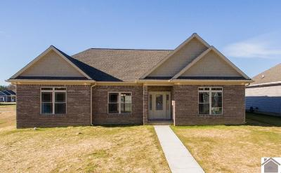 McCracken County Single Family Home For Sale: 1135 Red Pine Circle
