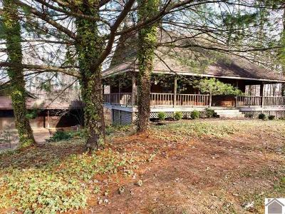 Paducah Single Family Home Contract Recd - See Rmrks: 213 Tudor Blvd