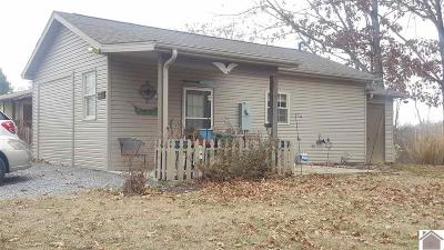 Cadiz KY Single Family Home For Sale: $65,000