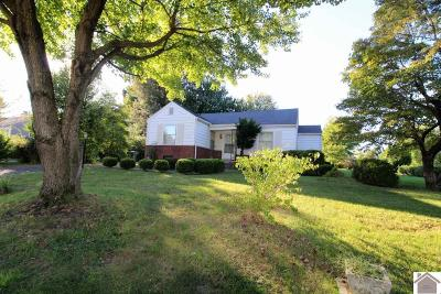 Paducah Single Family Home Contract Recd - See Rmrks: 3717 Alameda Dr