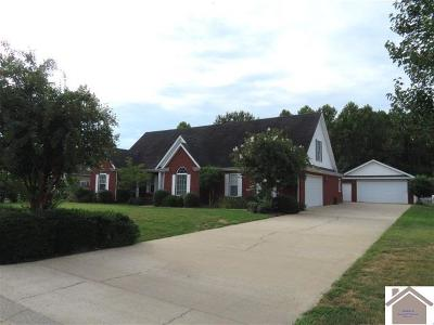 Calloway County, Marshall County Single Family Home For Sale: 121 Edinborough Drive West