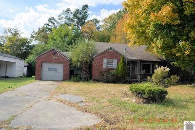 Murray Single Family Home Contract Recd - See Rmrks: 200 Irvan