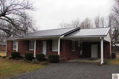 McCracken County Single Family Home Contract Recd - See Rmrks: 2320 Estes Lane