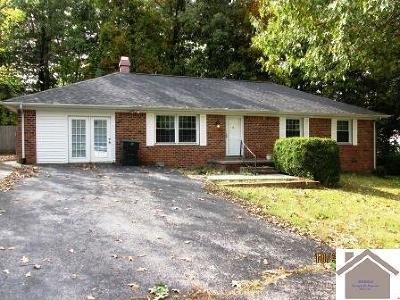 McCracken County Single Family Home For Sale: 225 Birch St
