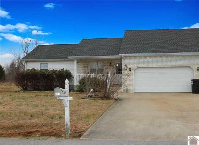 McCracken County Condo/Townhouse For Sale: 115 Foster Drive