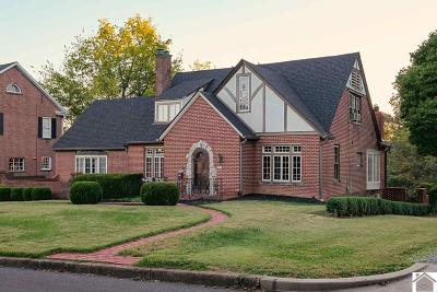 Paducah Single Family Home Contract Recd - See Rmrks: 221 Sycamore Drive