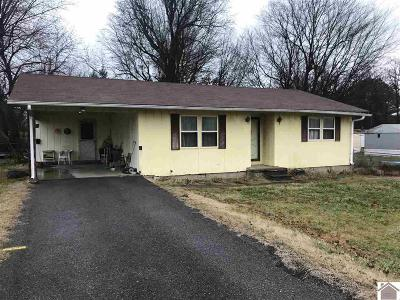 Mayfield Single Family Home Contract Recd - See Rmrks: 1428 Jimtown Road
