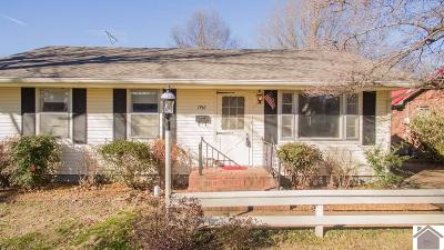 Paducah Single Family Home For Sale: 1961 Monroe Street