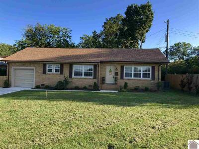 Calloway County Single Family Home For Sale: 709 Chestnut