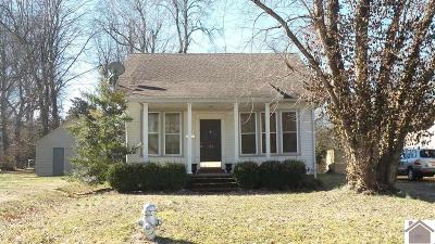 Paducah Single Family Home For Sale: 513 N 34th Street