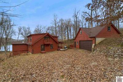 Eddyville KY Single Family Home For Sale: $499,000
